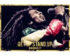 Poszter Bob Marley - Get Up Stand Up