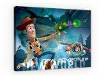 dd158b696d Kiárusítás - Vászonkép gyerek Toy Story 100 x 75 cm