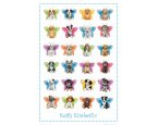 Poszter Keith Kimberlin - Dogs Winged Butterflies