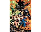 Poszter DC Comics - Justice League Charge