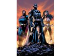 Poszter DC Comics - Justice League Trio