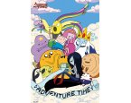 Poszter Adventure Time - Clouds