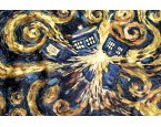 Poszter Doctor Who - Exploding Tardis