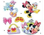 Gyerek matrica Minnie Mouse SDC019