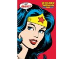 Poszter DC Comics - Wonder Woman Close Up